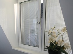screenline jalouzie, blinds, zonwering tussen glas